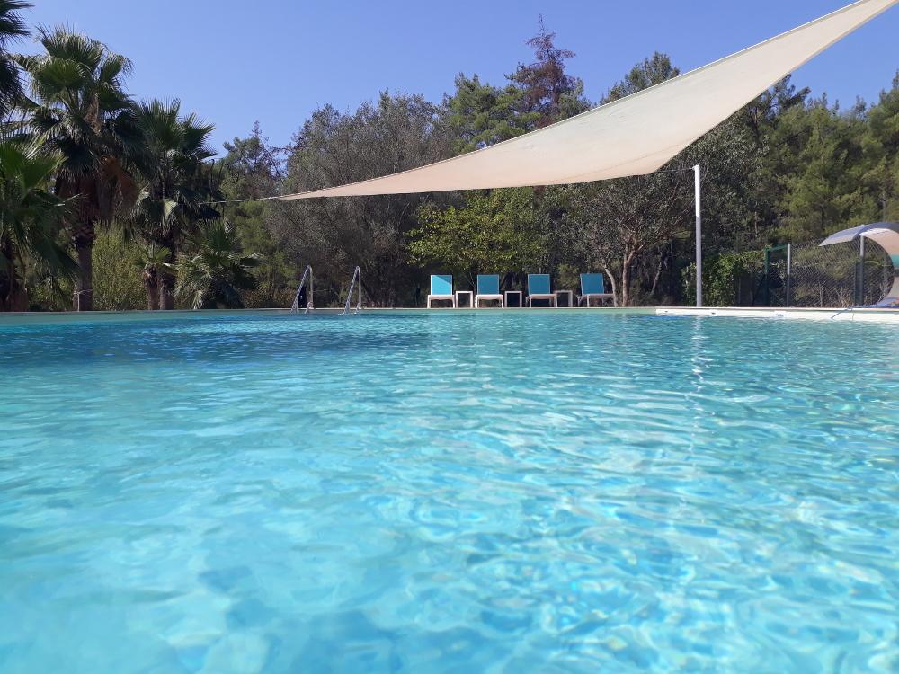 Pool – Nature Village Olympos